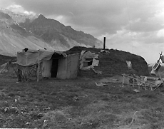 Nunamiut - fra landsbyen ved Anaktuvuk-passet