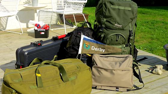 Sandy Lake Expedition - Bagasje - Derby