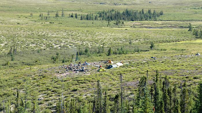 Sandy Lake Expedition - Camp Ylva, Northwest Territories, Canada