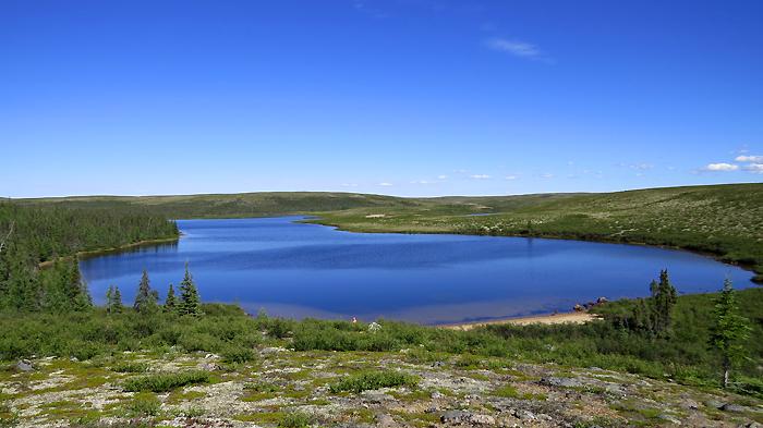 Sandy Lake Expedition - Lake Ylva, Northwest Territories, Canada
